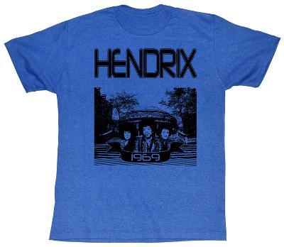 Jimi Hendrix - Hendrix 1969