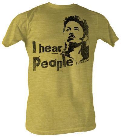 Joe Dirt - I Hear People