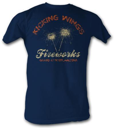 Joe Dirt - Kicking Fireworks