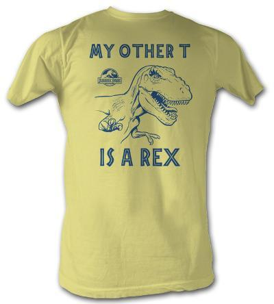 Jurassic Park - My Other T