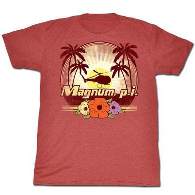 Magnum Pi - Flowers