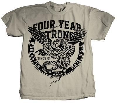 Four Year Strong - Eagle & Snake