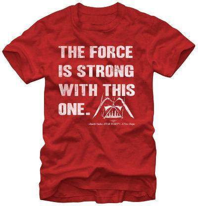 Star Wars - Strong Force (Slim Fit)