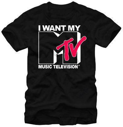 MTV - Want Logo