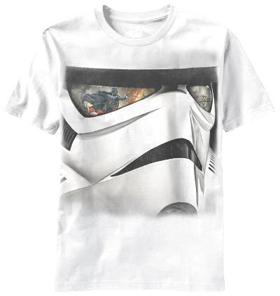 Star Wars - Reflected Face