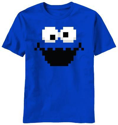 Sesame Street - Cookie Pixel