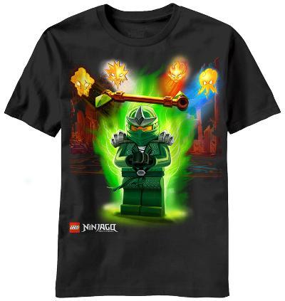 Youth: Lego Ninjago - Extreme Green