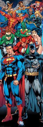 DC Comics - Justice League Of America