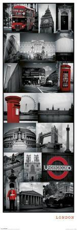London - Collage