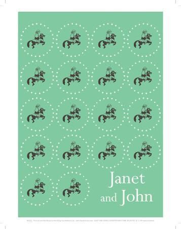 Janet And John Green Circles