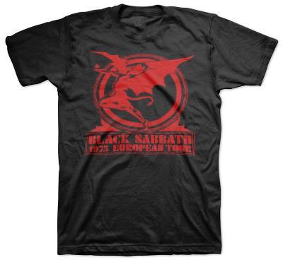Black Sabbath - Europe 75