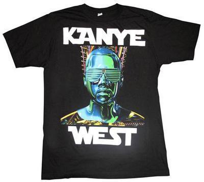 Kanye West - Robot Wars