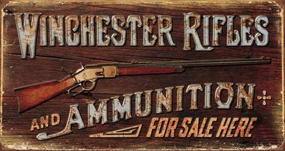 Winchester - Rifles & Ammo