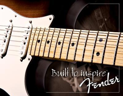 Fender - Built to Inspire