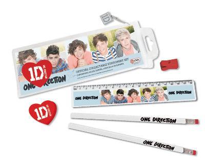 One Direction - 5 Head Shots Stationery Set