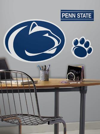 Penn State University Peel & Stick Giant Wall Decals