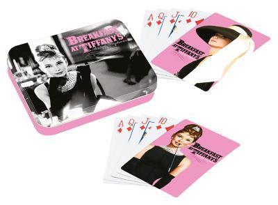 Audrey Hepburn Playing Card Set