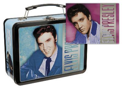 Elvis Presley Anniversary Tin Lunch Box