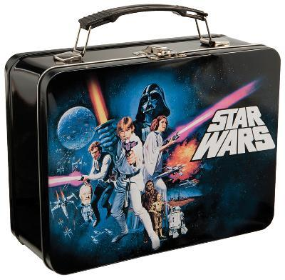 Star Wars - A New Hope Tin Lunch Box