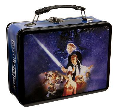 Star Wars - Return of the Jedi Tin Lunch Box