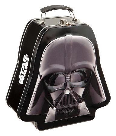 Star Wars - Darth Vader Embossed Tin Lunch Box