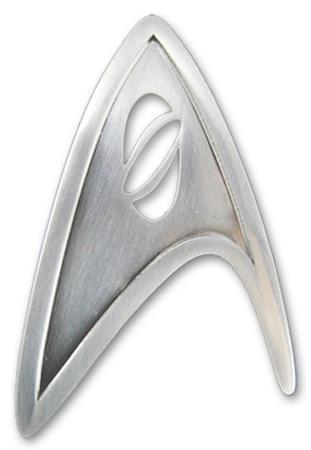 Star Trek Starfleet Division Badge - Science
