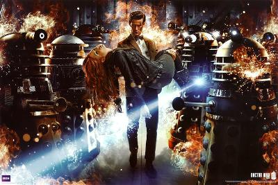 Doctor Who - Flames