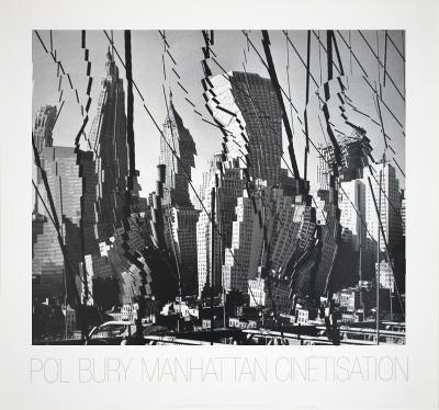 Manhattan Cinetisation, 1964