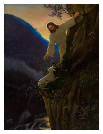 Christ and the Lost Sheep