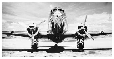 Passenger Airplane on Runway