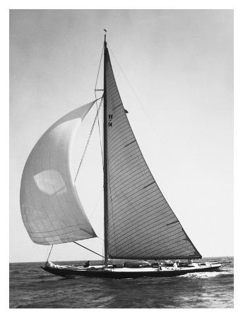 Full Front Sail, 1936