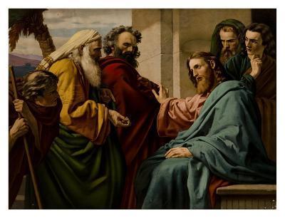 Christ & the Pharisees