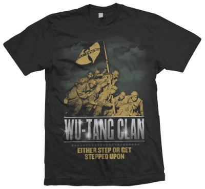 Wu-Tang Clan - Stepped Upon