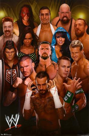WWE Group 2012