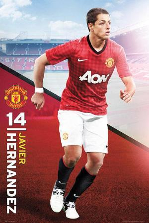 Javier Hernandez - Manchester United
