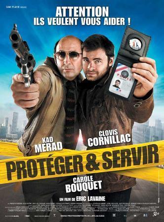 Proteger et servir Movie Poster
