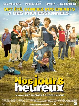 Nos jours heureux Movie Poster