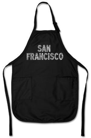 San Francisco Neighborhoods Apron