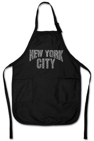 New York City - Neighborhoods Apron