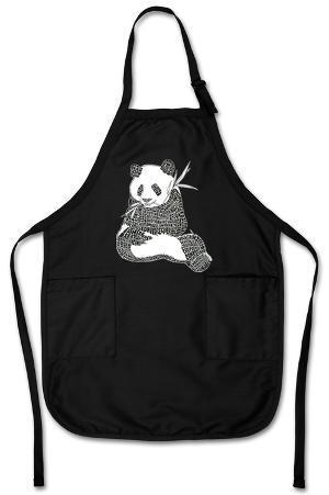 Panda Bear Apron