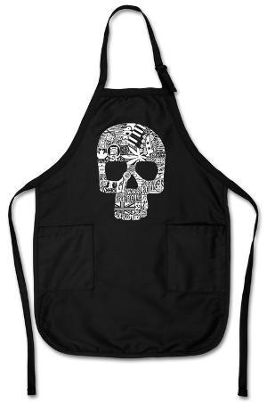 Sex, Drugs and Rock & Roll Apron
