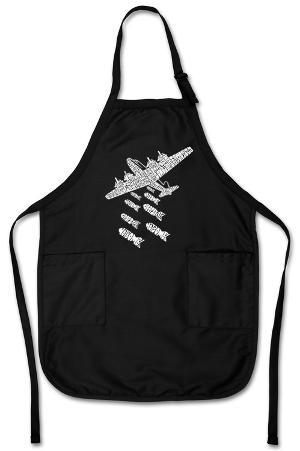 Drop Beats Not Bombs Apron