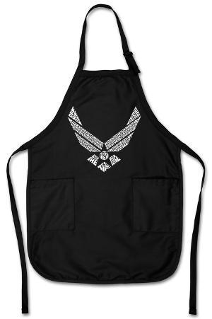 Air Force Song Apron