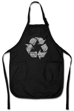 Recycle Symbol Apron