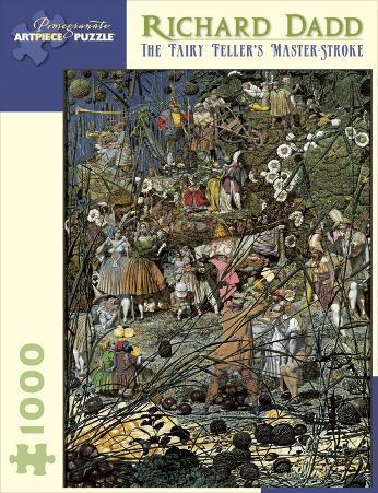 Dadd/Fairy Feller 1000 Piece Puzzle