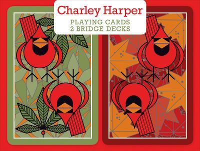 Charley Harper Bridge Playing Card Set