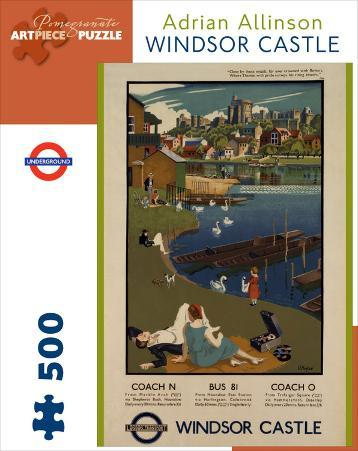 Allinson/Windsor Castle 500 Piece Puzzle