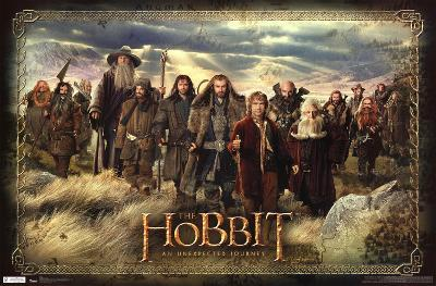 The Hobbit: An Unexpected Journey - Group