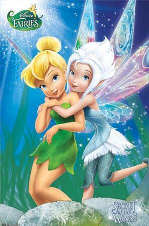 Disney Fairies - Secret of the Wings Poster