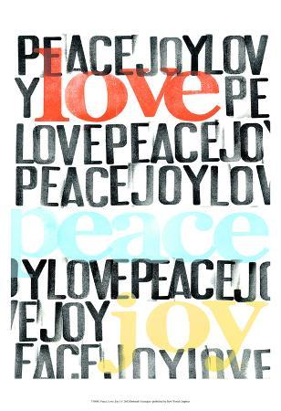 Peace, Love, Joy I